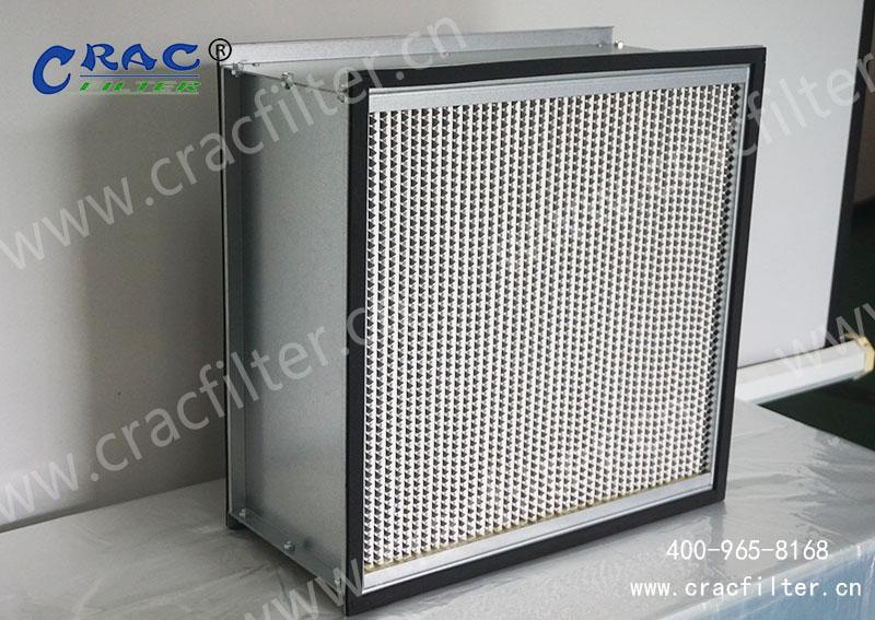 高效空气过滤器分类