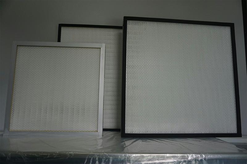 无隔板过滤器 (1)
