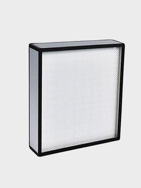 无隔板高效过滤器