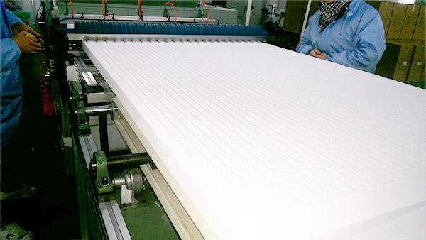 昌瑞净化高效过滤器容尘量高,使用寿命长