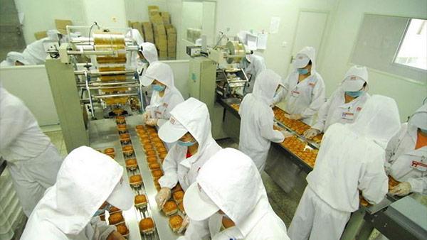 昌瑞净化空气过滤器保障食品行业洁净品质
