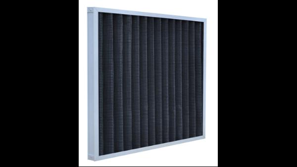 简单介绍板式活性炭过滤器的吸附特点