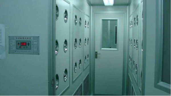 净化设备-风淋室的使用与管理