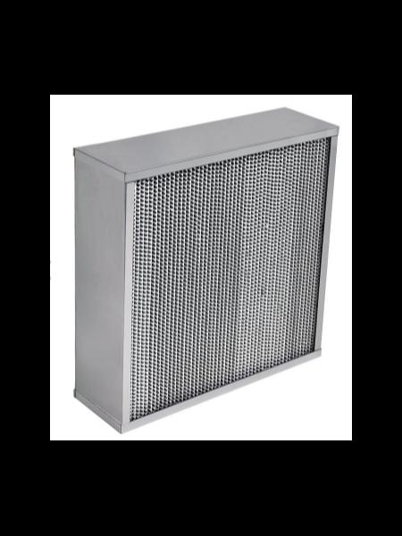 耐高温有隔板高效过滤器01